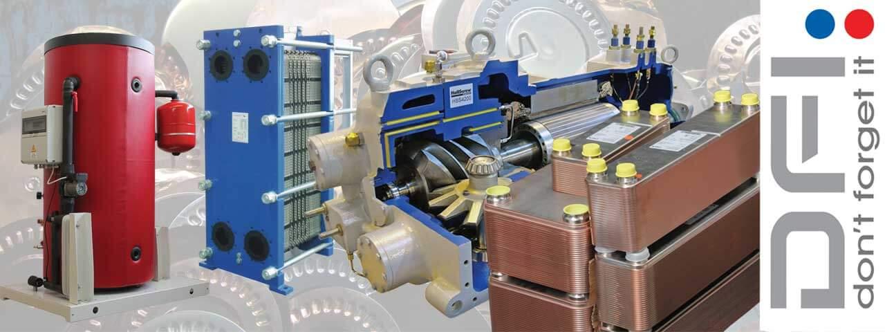 Prodotti e ricambi refrigerazione